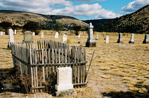 Praire Cemetery