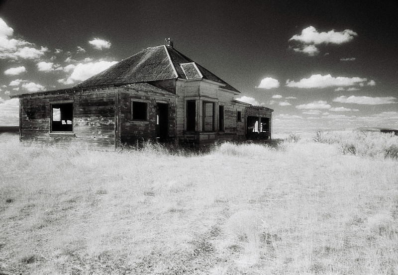 Abandoned Homestead.