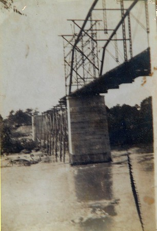 The first bridge in Cornelius from NC 73 across the Catawba River was built in 1911. The bridge was located at the end of what is known as Bethel Church Road today.  The great flood of 1916 destroyed all bridges on the Catawba River from Asheville to Charleston.