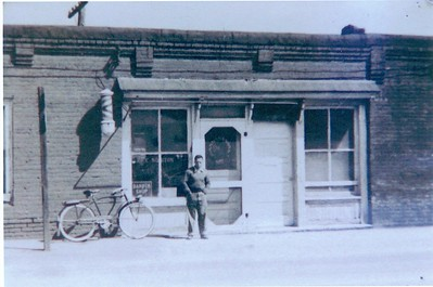 Norton's Barber Shop