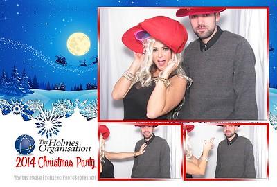 The Holmes Organisation Christmas 2014
