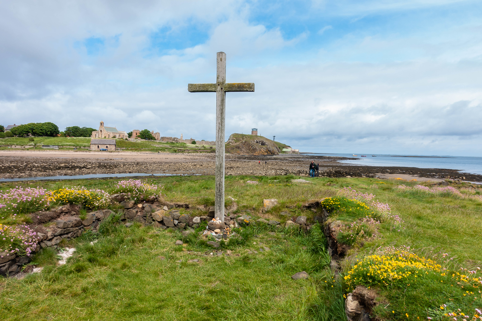 Holy Island (Lindisfarne) - St Cuthbert's Isle