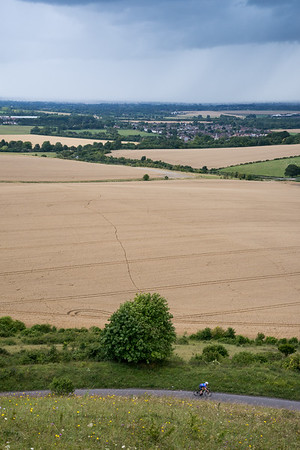 Cycling in the Chiltern Hills