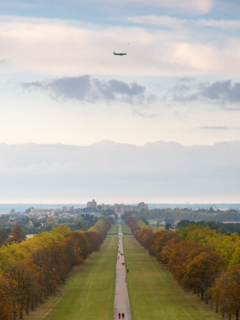 #Windsor Great Park and Castle