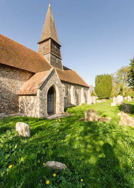 Sydenham Church in Oxfordshire