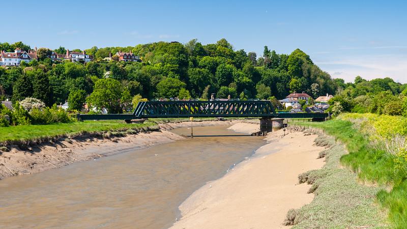 Rye railway bridge