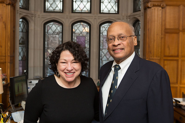 The Hon. Sonia Sotomayor '79 - The 2014 James A. Thomas Lecture