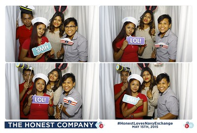 The Honest Co. (Stand Up Photo Booth)