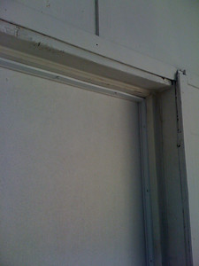 More weatherstripping