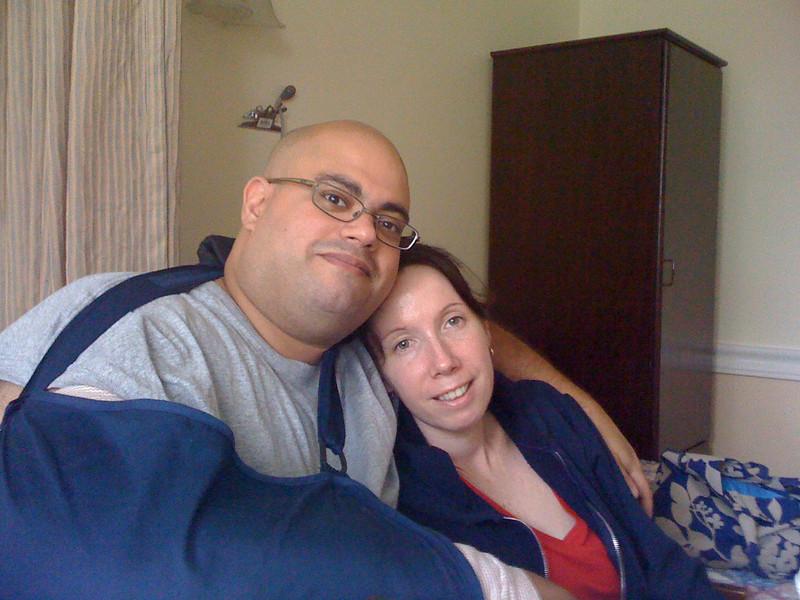 2009 07 04 - Rehab visit