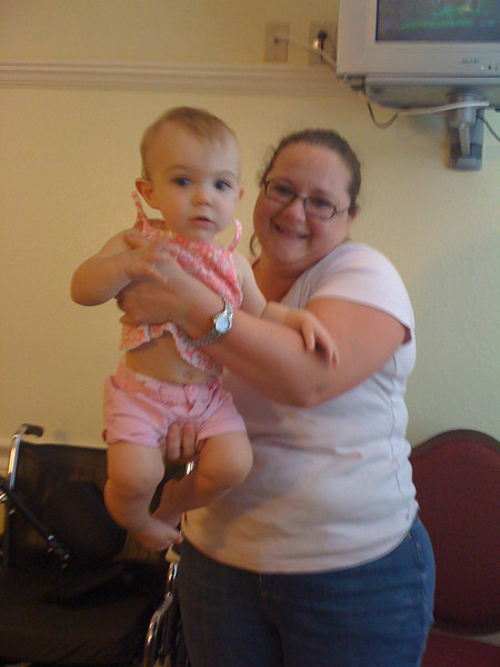 2009 07 05 - Lillie and Nikki