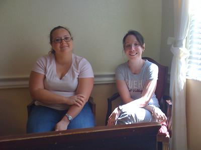 2009 07 05 - Nikki and Chele