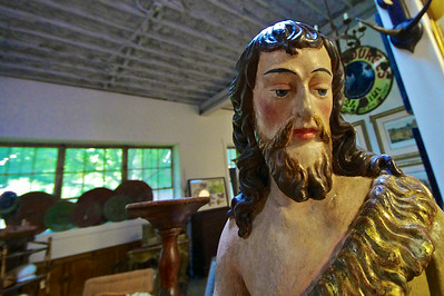 Cheer up Jesus...We Have Antiques!