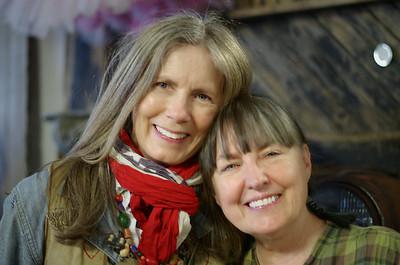 Mary Randolph Carter & Stephanie Lloyd