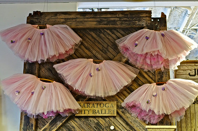 Five Tutus is How Many?