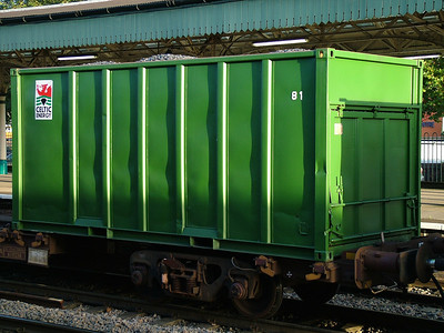 Coal Container - Celtic Energy