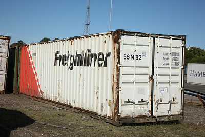 Freightliners Limited non-BIC coded boxes