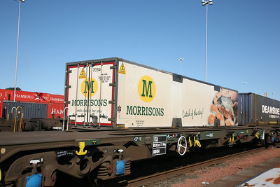 Morrisons Reefer Swapbodies