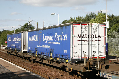 Malcolm Logistics Services swapbodys SB013 and SB005 - Tom Smith image used with permission