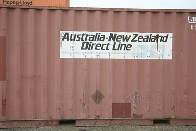 AZLU - Australia & New Zealand Direct Line (Hapag lloyd)