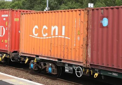 CNIU -  CCNI - Compania Chilena De Navigacion Interocea