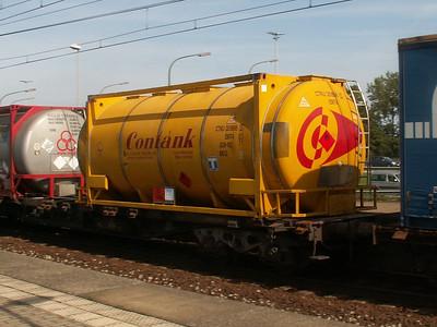 EMT4 - 7.82m Tank container