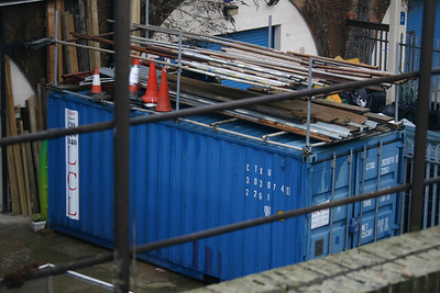 CTXU - Containex Container-handelsgesellschaft Mbh
