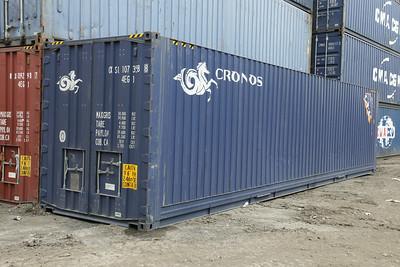 CXSU - Cronos Equipment (Bermuda)