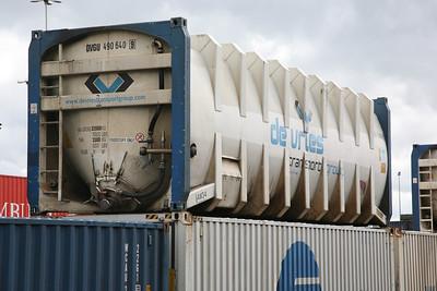 DVGU - De Vries Transport Group Bv