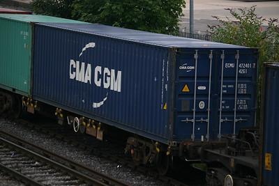 ECMU - CMA-CGM
