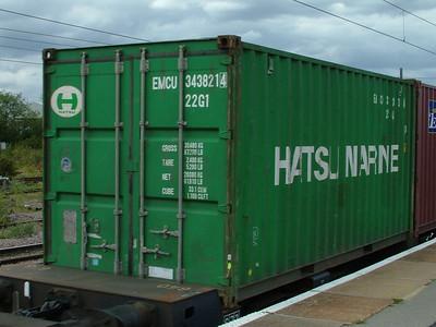Container operators E