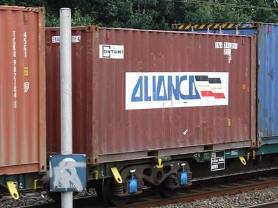 ENAU - Alianca (Hamburg Sud)