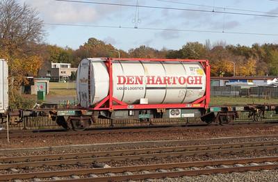 EUVU - Den Hartogh Liquid Logistics Bv
