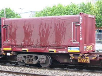 EWSU - English Welsh & Scottish Railway (DB Schenker)