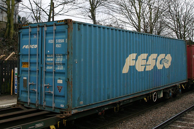 FESU - Fesco/Far Eastern Shipping Co.