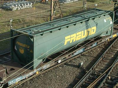 HFCU - Spedition Rheinland H. Freund Gmbh&co