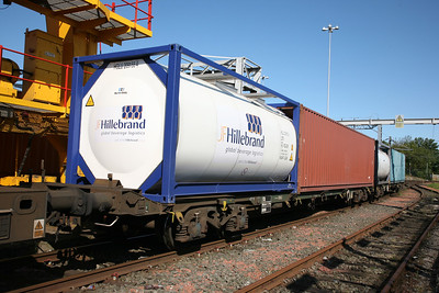 HGLU - JF Hillebrand Limited Shipping Container