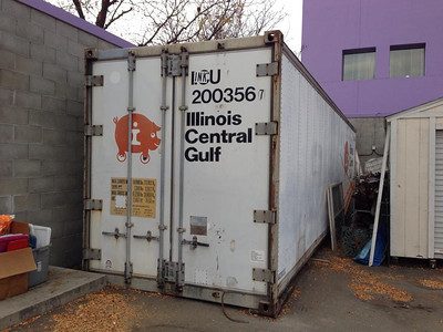 IICU - Interpool (Lease to Illinois Central Gulf)