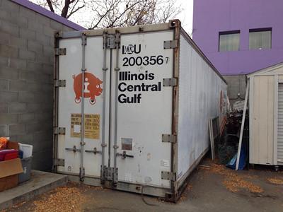 IICU - Interpool (Lease to Illinois Central Gulf)