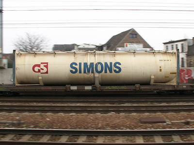 SIBU - Ge Simons International Transport Bv