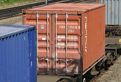 TCKU - Triton Container International