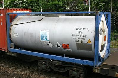 Container operators T