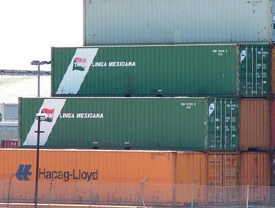 TMMU - Transportacion Maritima Mexicana/Lineas Mexicana (Hapag Lloyd)