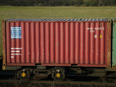 WFHU - Waterfront Container Leasing