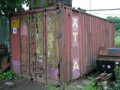Container operators X