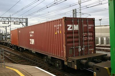ZCSU - Zim integrated shipping