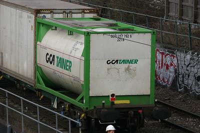 GCAU - GCA Intermodal Shipping