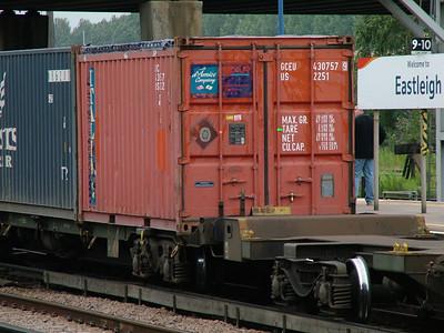 GCEU - Genstar Container Corp