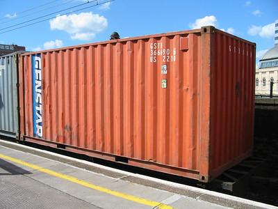 GSTU - Genstar Container Corp