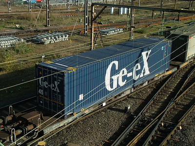GXLU - Ge-eX logistics BV